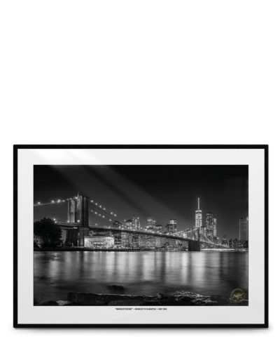 """Brooklyn Bridge"" – New York, Brooklyn to Manhattan"