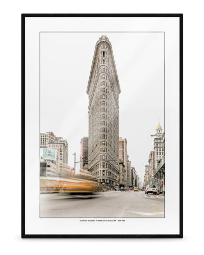"""Flatiron Building"" – New York, Brooklyn to Manhattan"