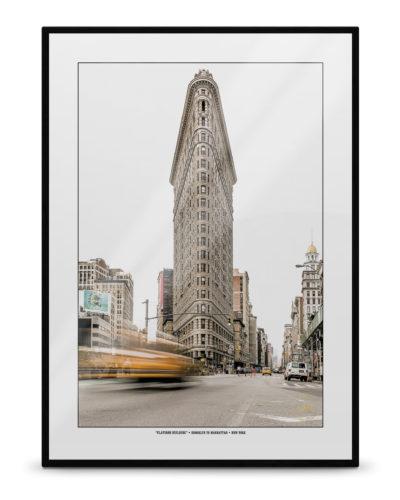 """Flatiron Building"" – New York, Brooklyn to Manhattan"