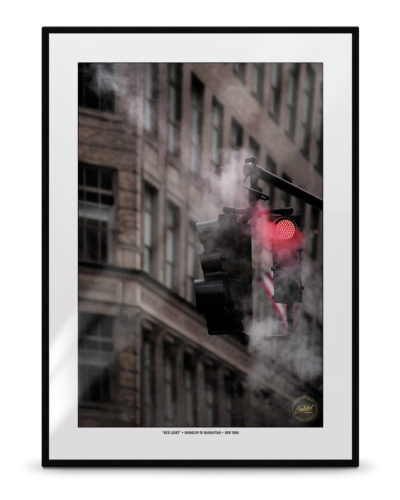 """Red Light"" – New York, Brooklyn to Manhattan"