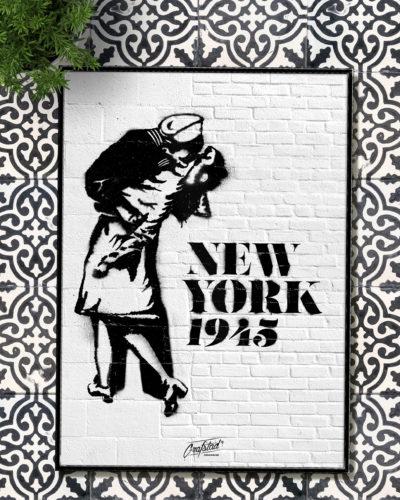 The New York Kiss
