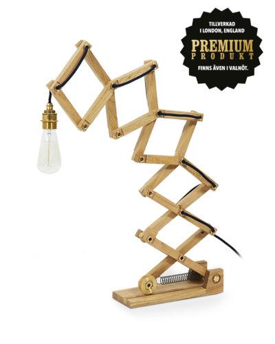 The Crane Lamp