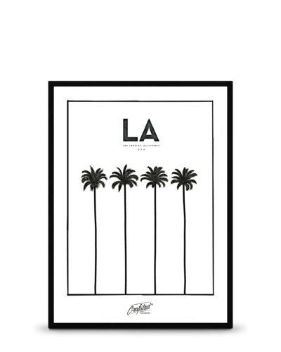 LA 30×40