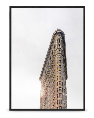 Flatiron in the sky