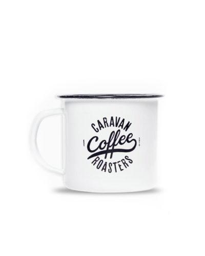 Emaljmugg – Caravan Coffee