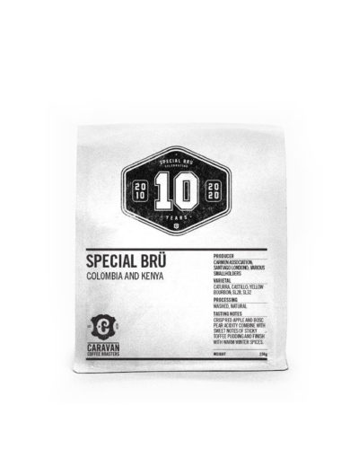 Kaffe – Special Brü