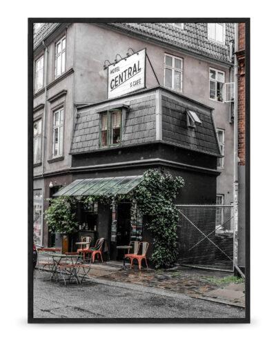 Hotel Central Cafe