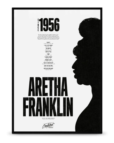 Aretha Franklin No.1