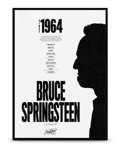 Bruce Springsteen No.1