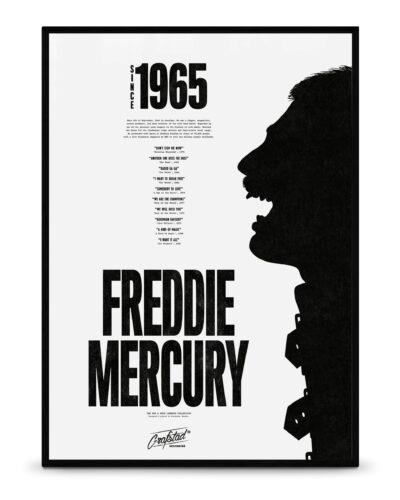 Freddie Mercury No.1