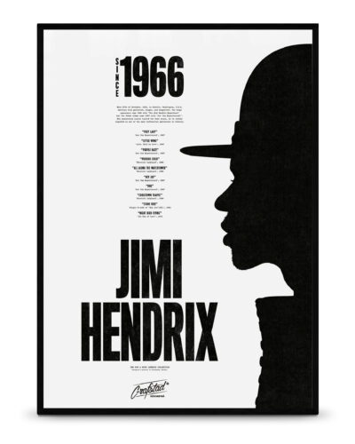 Jimi Hendrix No.1