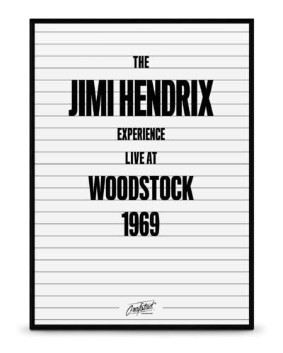 Jimi Hendrix No.3