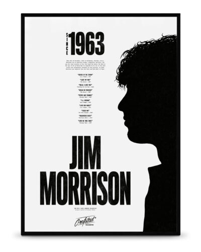 Jim Morisson No.1
