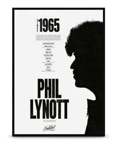 Phil Lynott No.1