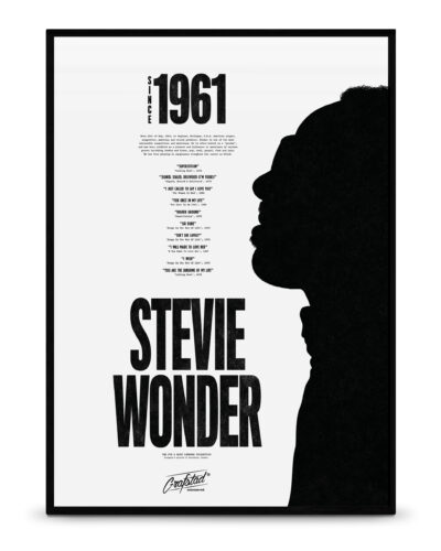 Stevie Wonder No.1