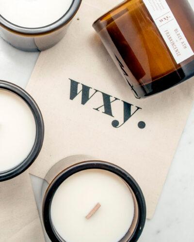 wxy. – Black Ash – Frankincense