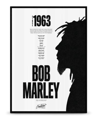 Bob Marley No.1